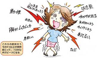 特徴 なり やすい の パニック 人 障害